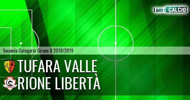 Tufara Valle - Rione Libertà