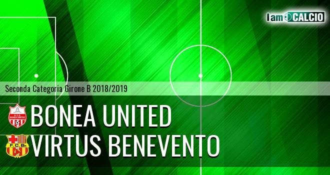 Bonea United - Virtus Benevento