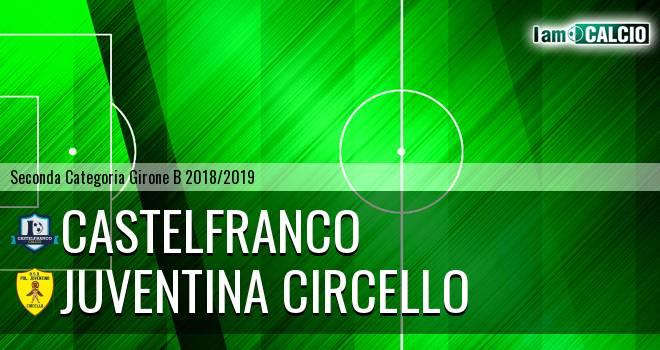 Castelfranco - Juventina Circello