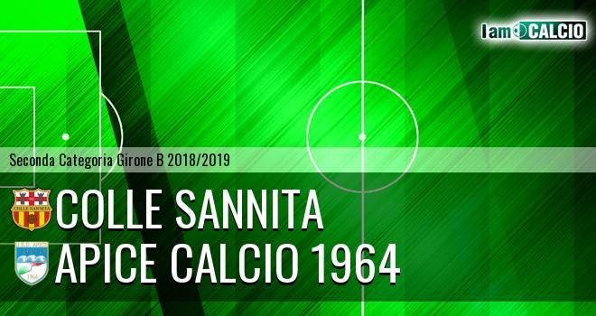Colle Sannita - Apice Calcio 1964