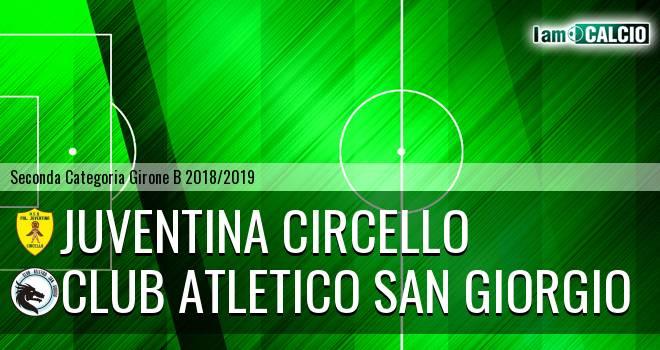 Juventina Circello - Club Atletico San Giorgio
