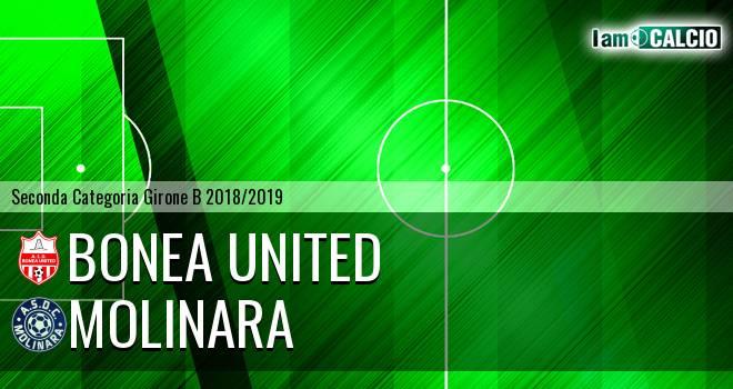 Bonea United - Molinara