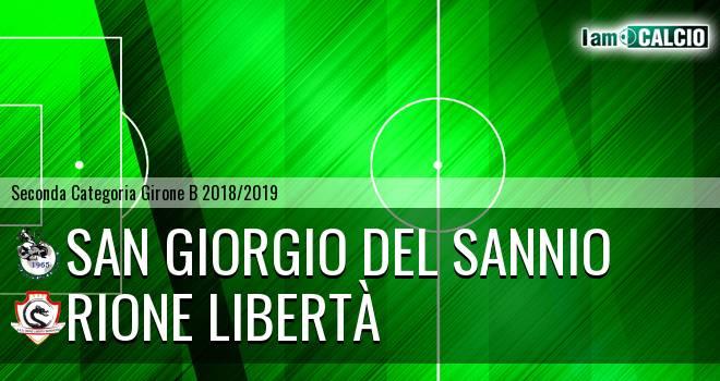 San Giorgio del Sannio - Rione Libertà