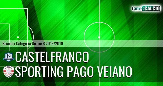 Castelfranco - Sporting Pago Veiano