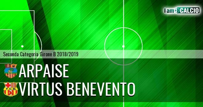 Arpaise - Virtus Benevento