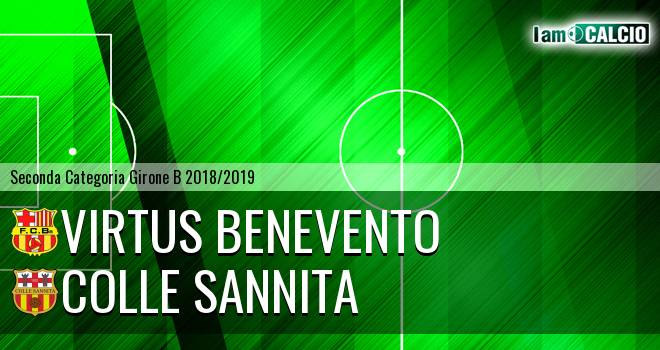 Virtus Benevento - Colle Sannita