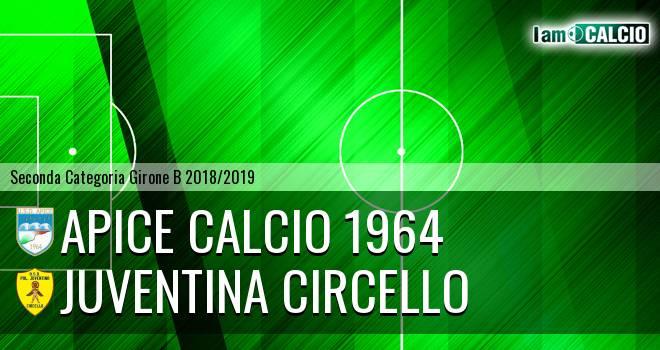 Apice Calcio 1964 - Juventina Circello