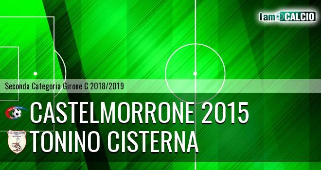 Castelmorrone 2015 - Tonino Cisterna