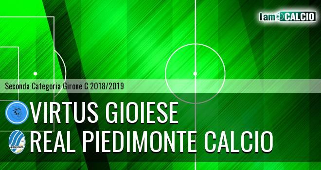 Calcio Virtus Gioiese - Real Piedimonte Calcio