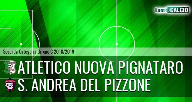 Atletico Nuova Pignataro - S. Andrea del Pizzone