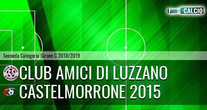 Club Amici di Luzzano - Castelmorrone 2015