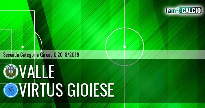 Valle - Calcio Virtus Gioiese