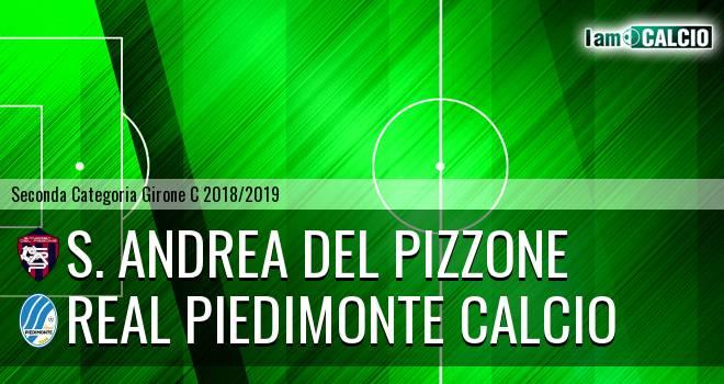 S. Andrea del Pizzone - Real Piedimonte Calcio