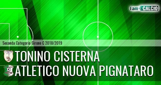 Tonino Cisterna - Atletico Nuova Pignataro