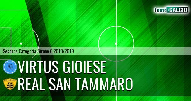 Virtus Gioiese - Real San Tammaro