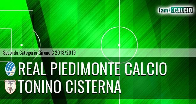 Real Piedimonte Calcio - Tonino Cisterna