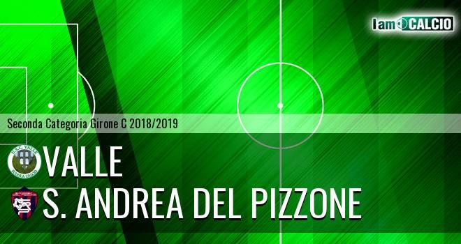 Valle - S. Andrea del Pizzone