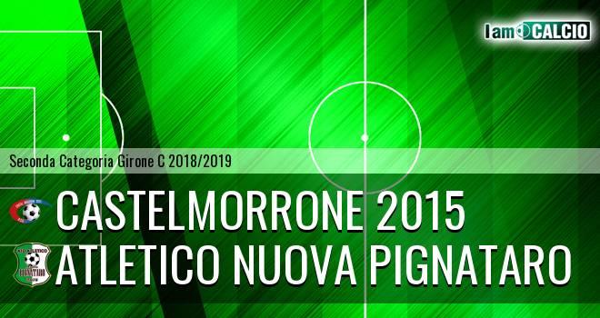 Castelmorrone 2015 - Atletico Nuova Pignataro