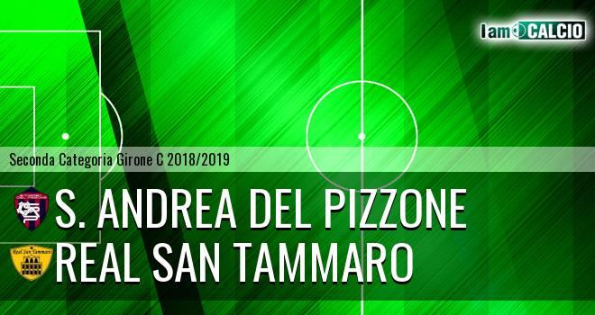 S. Andrea del Pizzone - Real San Tammaro