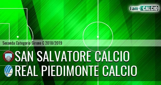 San Salvatore Calcio - Real Piedimonte Calcio