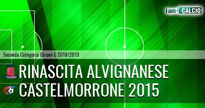 Rinascita Alvignanese - Castelmorrone 2015