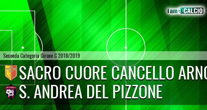 Sacro Cuore Cancello Arnone - S. Andrea del Pizzone