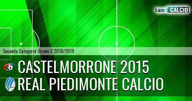 Castelmorrone 2015 - Real Piedimonte Calcio
