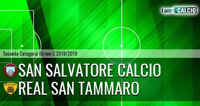 San Salvatore Calcio - Real San Tammaro