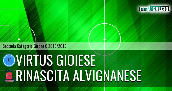 Virtus Gioiese - Rinascita Alvignanese