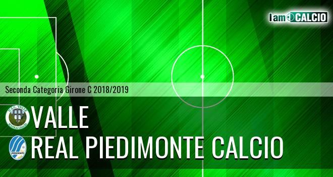 Valle - Real Piedimonte Calcio