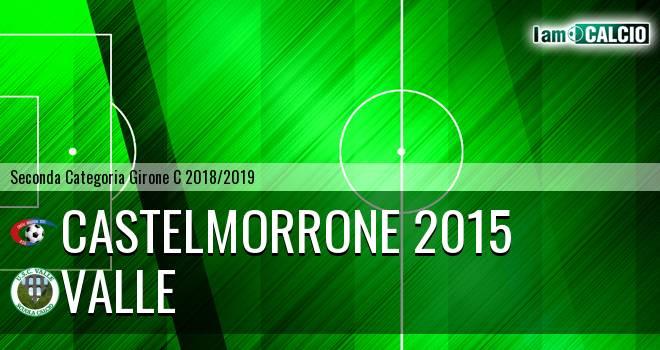 Castelmorrone 2015 - Valle