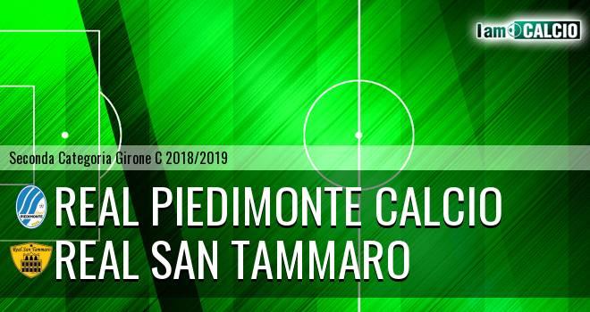 Real Piedimonte Calcio - Real San Tammaro