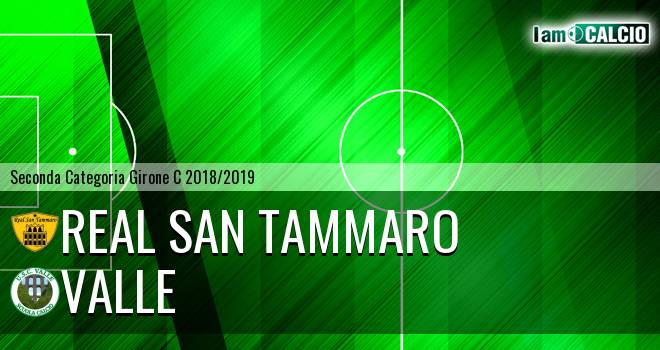 Real San Tammaro - Valle