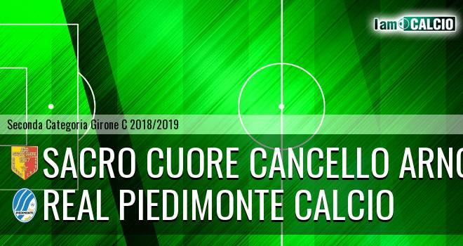 Sacro Cuore Cancello Arnone - Real Piedimonte Calcio