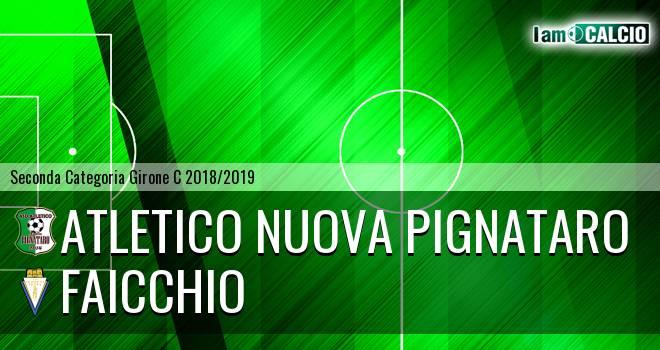 Atletico Nuova Pignataro - Faicchio