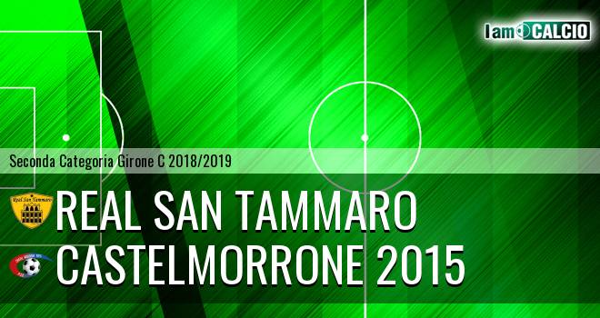 Real San Tammaro - Castelmorrone 2015