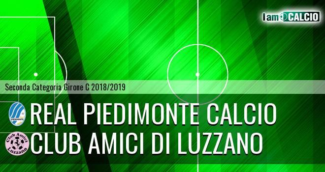 Real Piedimonte Calcio - Club Amici di Luzzano