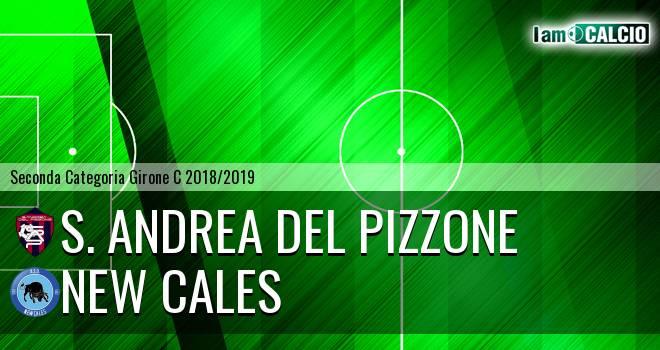 S. Andrea del Pizzone - New Cales