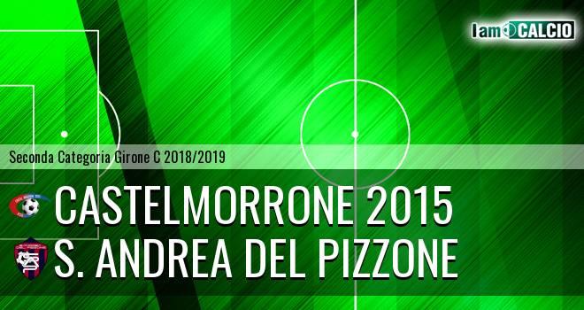 Castelmorrone 2015 - S. Andrea del Pizzone