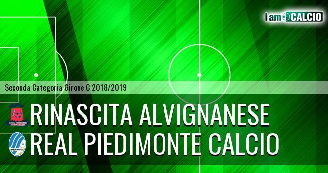 Rinascita Alvignanese - Real Piedimonte Calcio