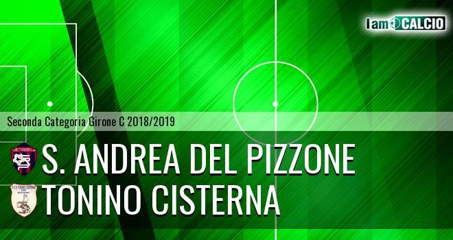 S. Andrea del Pizzone - Tonino Cisterna