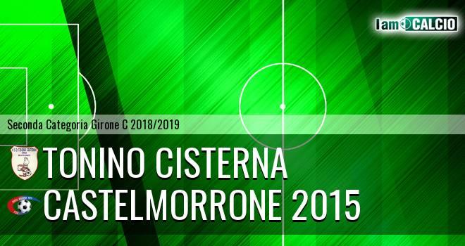Tonino Cisterna - Castelmorrone 2015