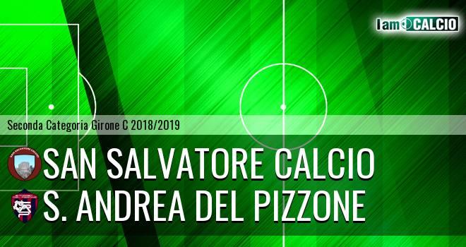 San Salvatore Calcio - Sant'Andrea Francolise