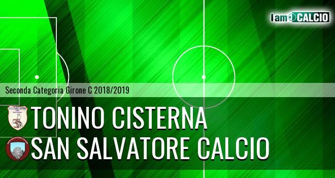 Tonino Cisterna - San Salvatore Calcio