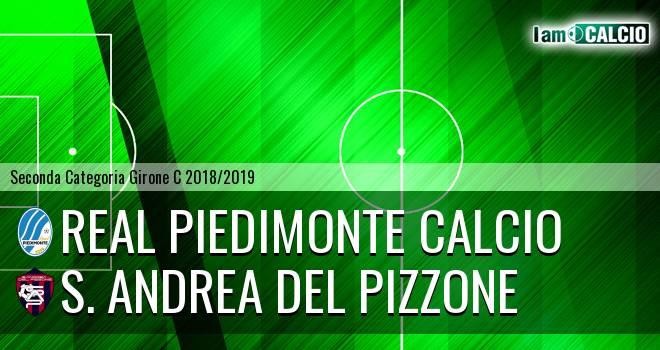 Real Piedimonte Calcio - S. Andrea del Pizzone