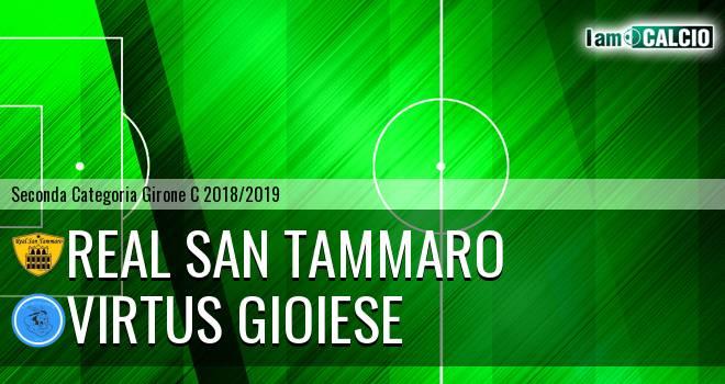 Real San Tammaro - Virtus Gioiese
