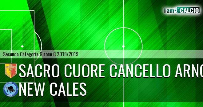 Sacro Cuore Cancello Arnone - New Cales