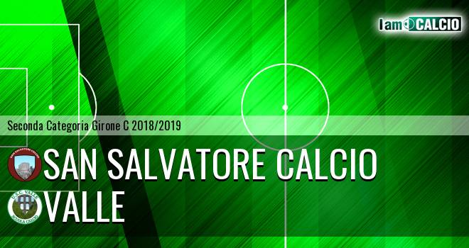 San Salvatore Calcio - Valle