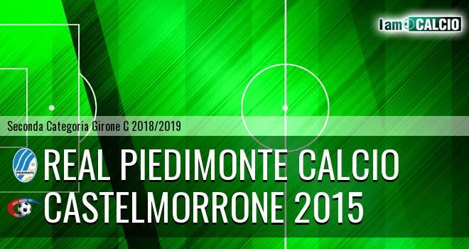 Real Piedimonte Calcio - Castelmorrone 2015