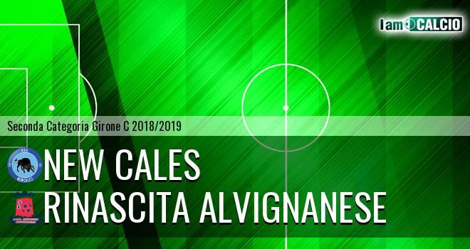 New Cales - Rinascita Alvignanese